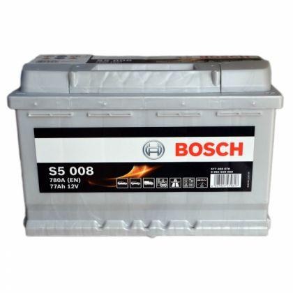Аккумулятор BOSCH S5 77 Ah О.П. в Уфе