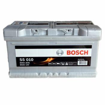 BOSCH S5 85 Ah низкий О.П.