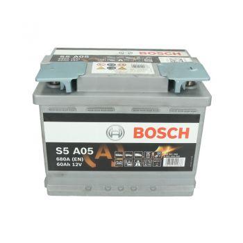 BOSCH S5 60 Ah AGM О.П.