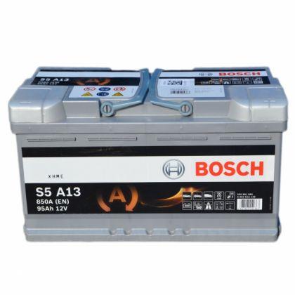 Аккумулятор BOSCH S5 95 Ah AGM О.П. в Уфе
