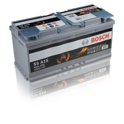 Аккумулятор BOSCH S5 105 Ah AGM О.П. в Уфе