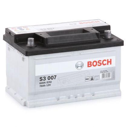 Аккумулятор BOSCH S3 70 Ah О.П. в Уфе