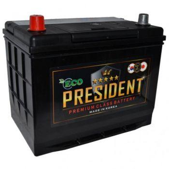 Eco President 90D26R 6СТ-80 О.П.