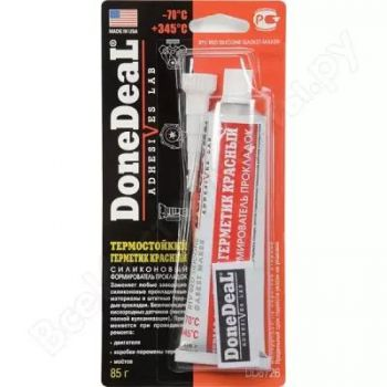Термостойкий силиконовый формирователь прокладок Done Deal DD6726