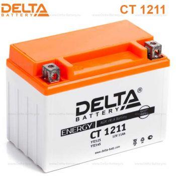 Delta CT 1211 (12V / 11Ah)