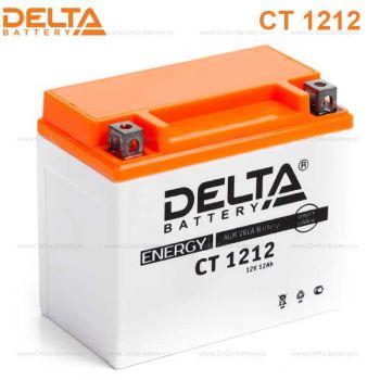Delta CT 1212 (12V / 12Ah)