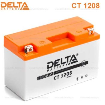 Delta CT 1208 (12V / 8Ah)
