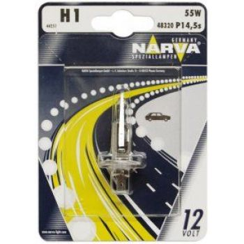 Лампа NARVA H1-12-55 блистер