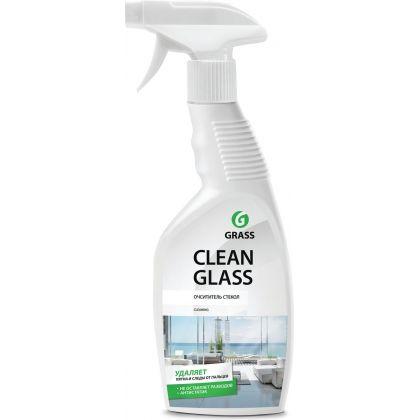 """Очиститель стекол Grass """"Clean glass"""", для помещений и автомобилей, 600 мл"""