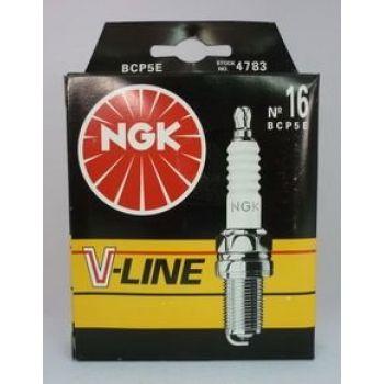 NGK свеча зажигания ngk vline 16 bcp5e mb w210 peugeot renault 4шт