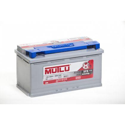 Аккумулятор MUTLU 100 Ah П.П. в Уфе