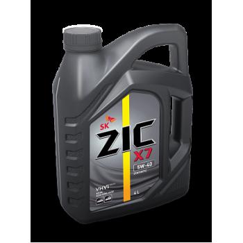 Zic X7 5W40 SN/CF синт. 4 л