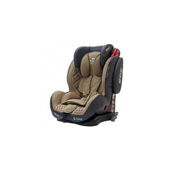 Детское автокресло RANT Thunder Ultra isofix SPS coffee