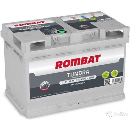 Аккумулятор ROMBAT 70 Ah низкий О.П. в Уфе