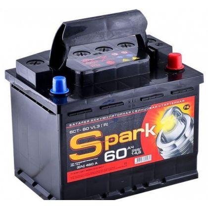 Аккумулятор AKOM 60 Ah П.П. в Уфе