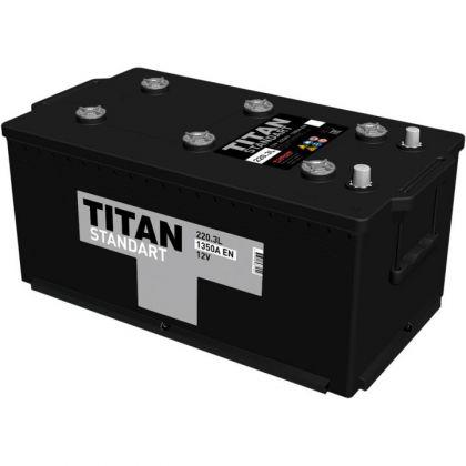 Аккумулятор TITAN STANDART 220Ah в Уфе