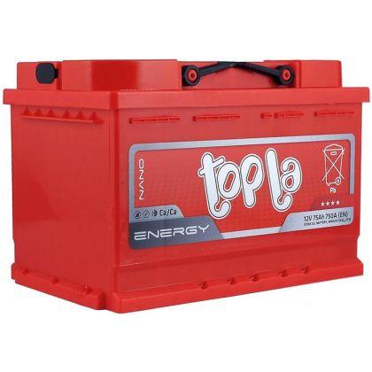 Купить аккумулятор TOPLA ENERGY 75 Ah обратной полярности