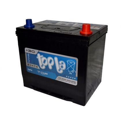 Купить аккумулятор TOPLA TOP 60 Ah обратной полярности