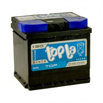 Купить аккумулятор TOPLA TOP 55 Ah обратной полярности