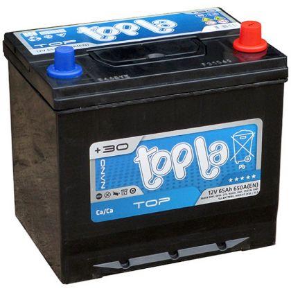 Купить аккумулятор TOPLA TOP 65 Ah обратной полярности