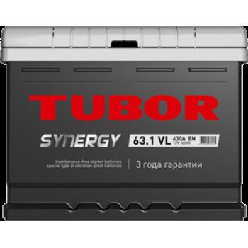 TUBOR SYNERGY 63 Ah П.П.