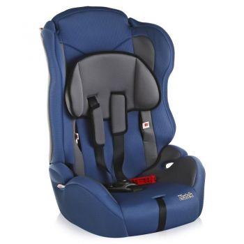 Детское автокресло ZLATEK Atlantic LUX синий