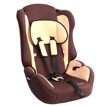 Детское автокресло ZLATEK Atlantic LUX коричневый