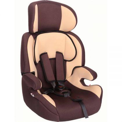 Купить Детское автокресло ZLATEK Fregat коричневый в Уфе